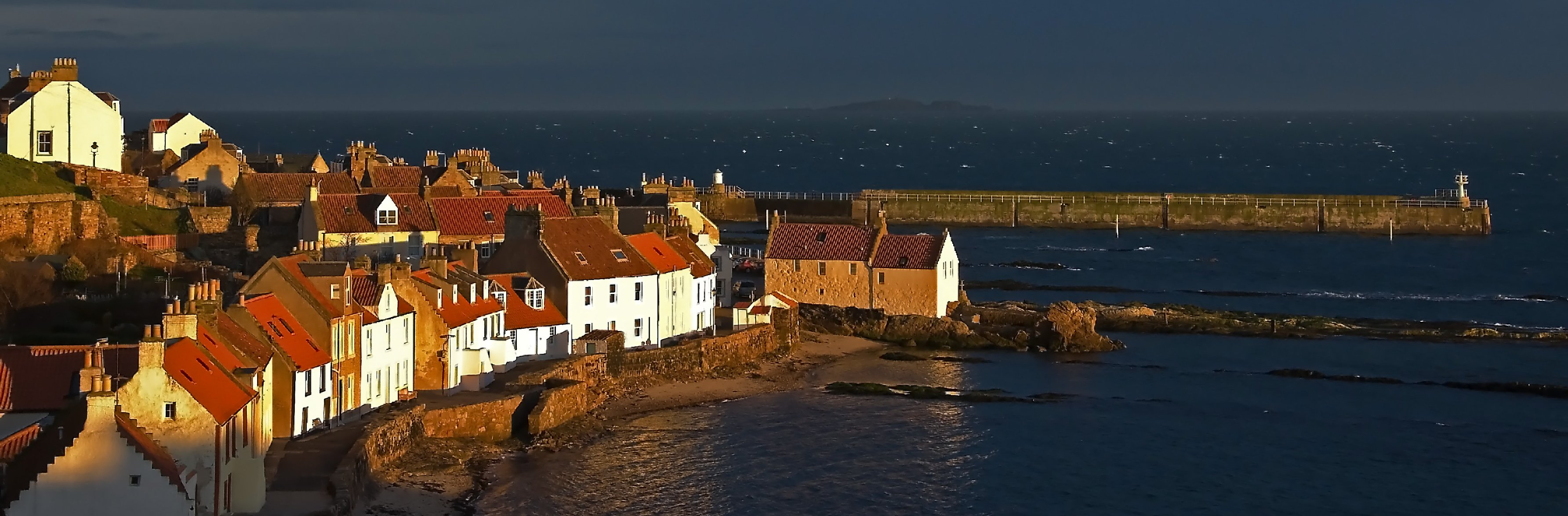 Pittenweem West Brae (Gill Bell)